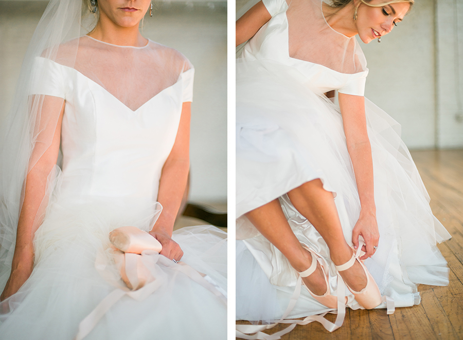 Ballet Inspired Shoot | Southern Posies