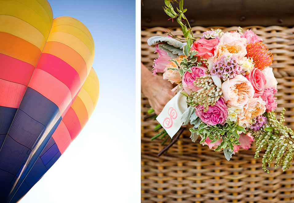 Hot Air Balloon | Southern Posies