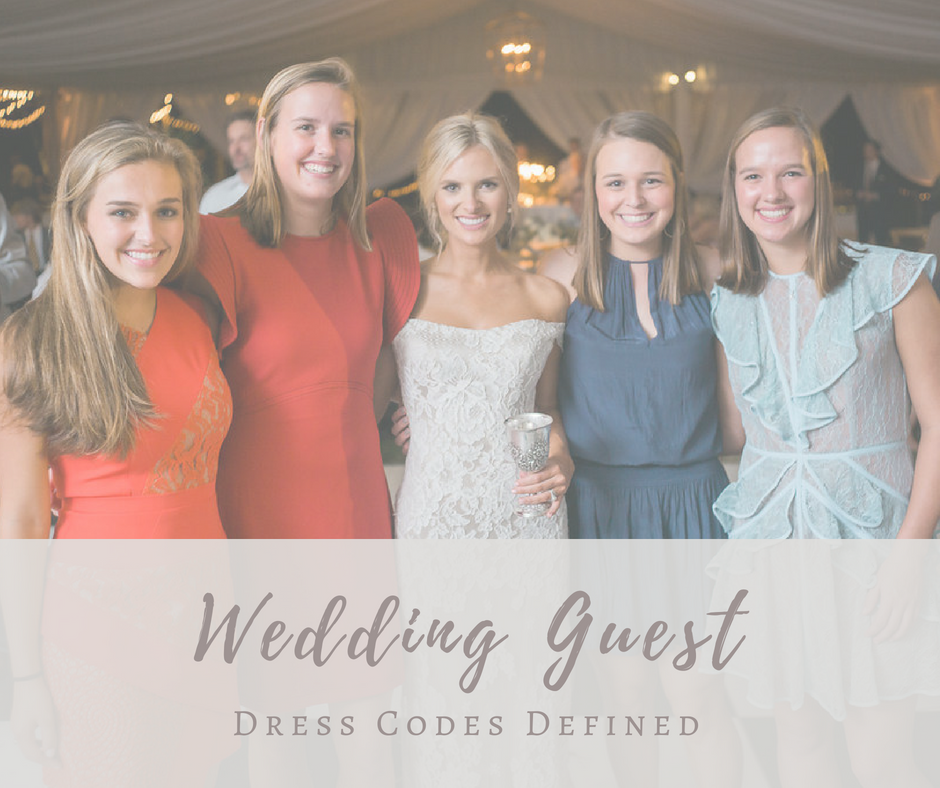 Wedding Guest Dress Codes Defined Southern Posies,Weddings Dresses Online